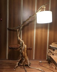 Istanbul Lamp - Natural Branches