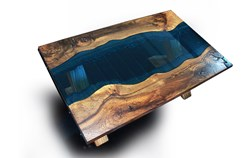 Riverart Oak Coffee Table