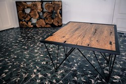Spacy Coffee Table - Olive Wood