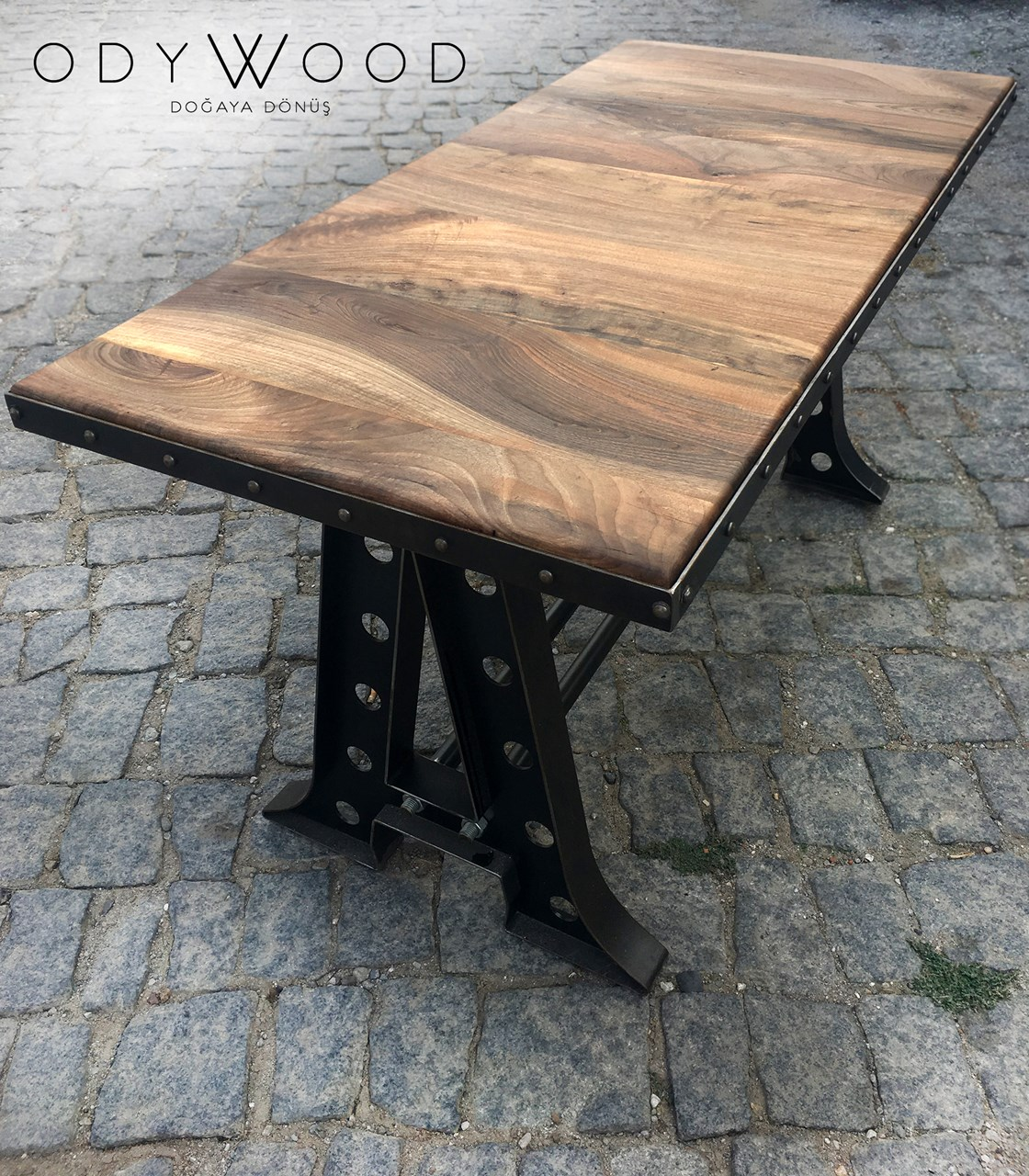 rock-walnut-industrial-dining-table