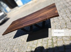Walnut Wood Dining Table