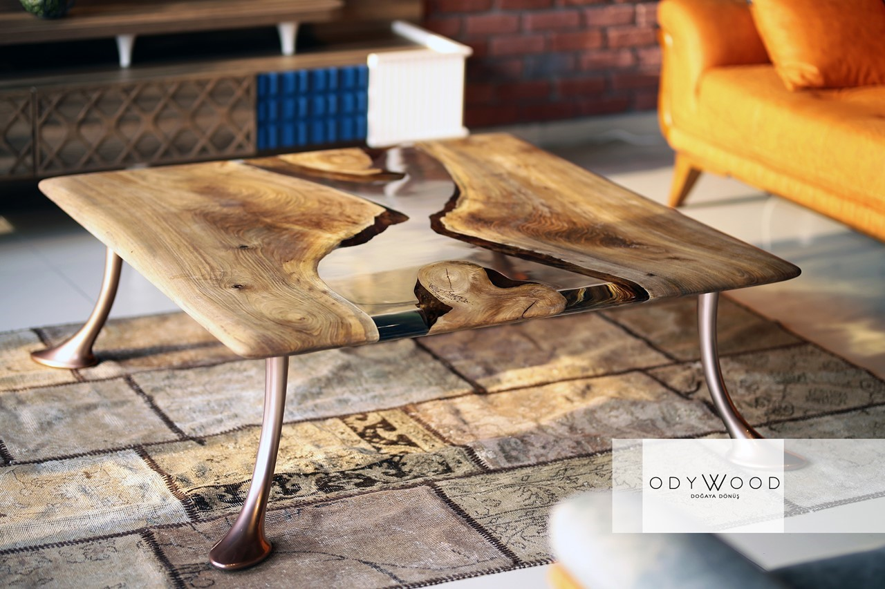 mirro-walnut-wood-epoxy-resin-coffe-table